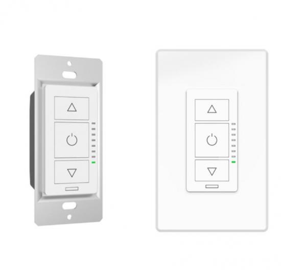 Smart dimmer led interruptor tuya wifi